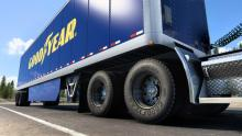 "American Truck Simulator: DLC ""Goodyear Tires Pack"" Screenshot"