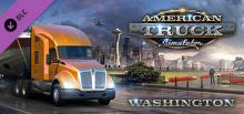 "American Truck Simulator DLC ""Washington"" Header"