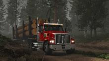 "American Truck Simulator ""Western Star 49X"" Screenshot"