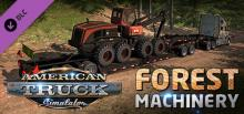 "American Truck Simulator DLC ""Forest Machinery"" Header"