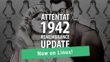 Attentat 1942 Linux Header