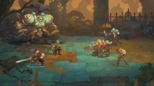 Battle Chasers Nightwar Screenshot