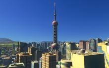Cities Skylines: Pearls From the East Screenshot