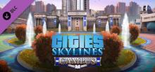 Cities: Skylines Campus Header