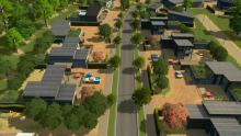 Cities Skylines Green Cities Screenshot