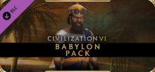 Civilization VI: Babylon Header