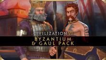 Civilization VI Byzantium & Gaul Pack