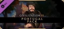 Civilization VI: Portugal Pack Header