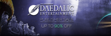 Daedalic Sale