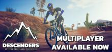 Descenders Header