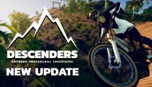 Descenders Update Cross-Play