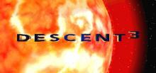 Descent 3 Header
