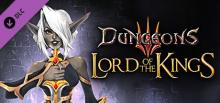 Dungeons 3 Lord of the Kings Header