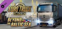 "Euro Truck Simulator 2: DLC ""Beyond the Baltic Sea"" Header"