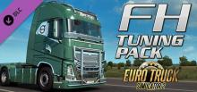 "Euro Truck Simulator 2: ""FH Tuning Pack"" Header"