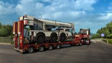 Euro Truck Simulator 2 Heavy Cargo Screenshot 2