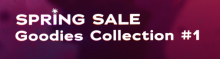 GOG Spring Sale Goodies Collection #1 Header