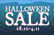 GOG Halloween Sale 2019