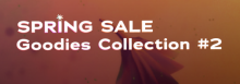 GOG Spring Sale Goodies Collection #2 Header