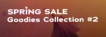 GOG Spring Sale Goodies Collection #2 Header