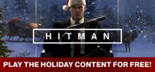 Hitman: Holiday Pack Header