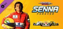 """Horizon Chase Turbo: DLC """"Senna Forever"""" Header"""