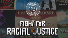 Humble Fight for Racial Justice Bundle Header