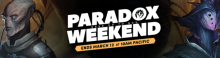 Humble Store: Paradox Weekend-Sale