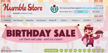 Humble Store: Birthday Sale