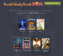 Humble Weekly Bundle: Day of the Devs
