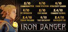Iron Danger Header