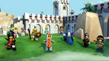 LEGO Minifigures Header Shot