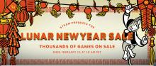 Lunar New Year Sale
