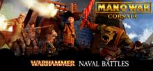 Man O' War: Corsair - Warhammer Naval Battles Header