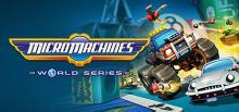 Micro Machines World Series Header