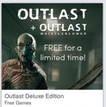 Outlast - Deluxe Edition