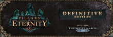Pillars of Eternity: Definitive Edition Header