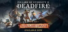 Pillars of Eternity II: Deadfire Header