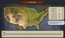 Railway Empire Transcontinental Map
