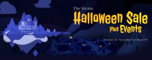 Steam Halloween Sale 2019
