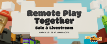 Steam Remote Play Together Sale Header