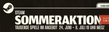 Steam: Sommer Sale 2021 DE