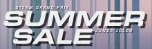 Steam Summer Sale 2019 English Header
