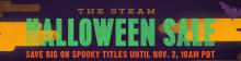 Steam Halloween Sale 2015