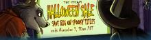 Steam Halloween-Sale 2017