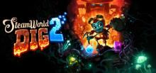SteamWorld Dig 2 Header