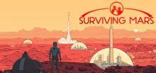 Surviving Mars Header