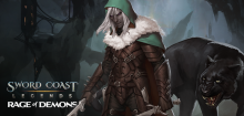 Sword Coast Legends Rage of Demons DLC