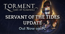 Tides of Numenera: Update 1.1.0
