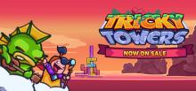 Tricky Towers Header